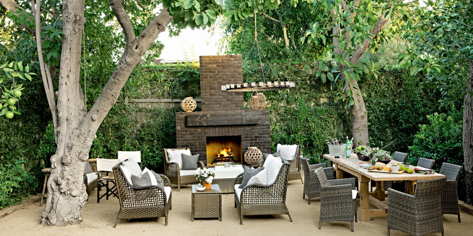 15x15 Living Room Of 50 Patio And Outdoor Room Design Ideas And Photos
