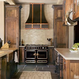 The House Beautiful hate open shelving? these 15 kitchens might convince you otherwise