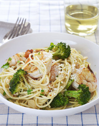 Ina Garten Broccoli Entrancing Of Ina Garten Spaghetti with Shrimp and Broccoli Pictures