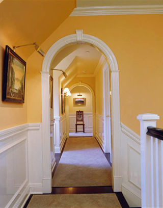 Painting Hallways color - paint colors - hallway