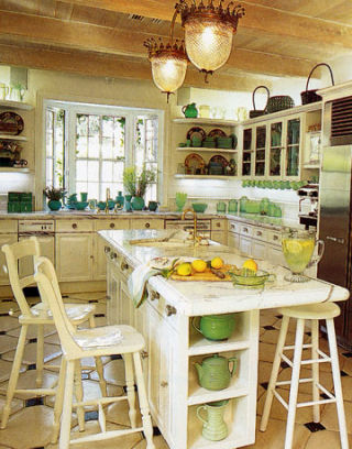 1990s kitchens design ideas from 90s kitchens for Interior decoration 1990s