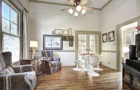 Http Www Countryliving Com Home Design House Tours A Atlanta Treehouse