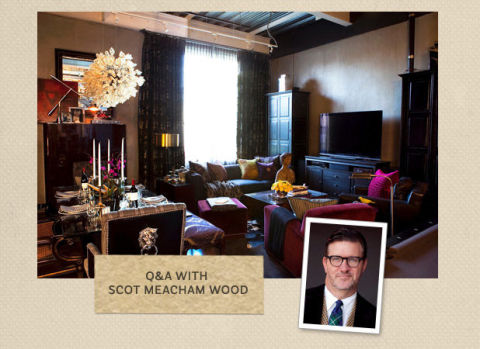 lauren and now owner of his eponymous design firm a question from our readers this weeks topic is all about decorating a room with high ceilings