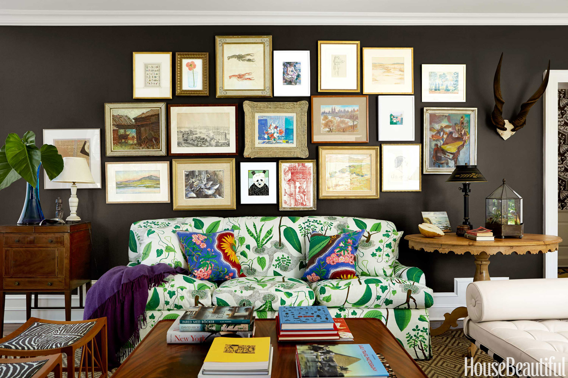 stunning living room paint color ideas | 12 Best Living Room Color Ideas - Paint Colors for Living ...