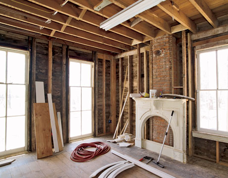 Restoring An 1860 Farmhouse In New Jersey