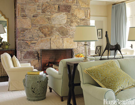 . 60  Family Room Design Ideas   Decorating Tips for Family Rooms
