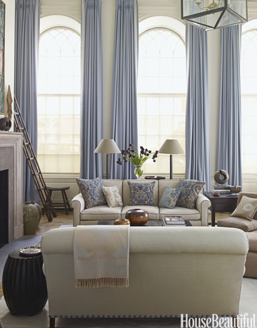 Curtains Ideas cover walls with curtains : 50 Window Treatment Ideas - Best Curtains and Window Coverings