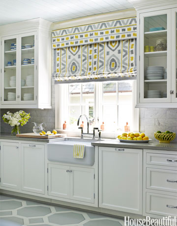 50 window treatment ideas best curtains and window coverings - Kitchen Window Treatment Ideas
