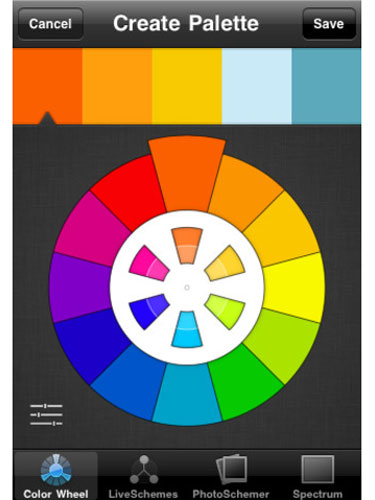 colorschemer app - Decorating Apps