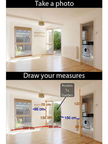 photo measure lite - Decorating Apps