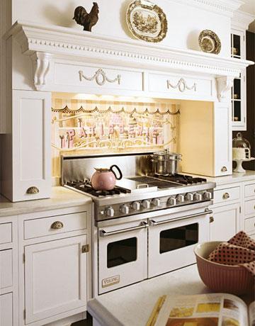 kitchen design - french-inspired kitchen - jamie gottschall