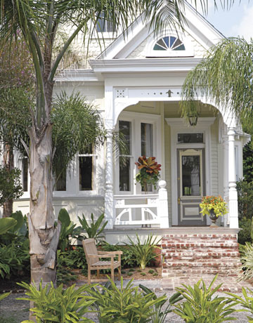 French Style Karyl Pierce Paxton New Orleans Cottage