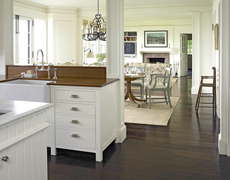 Perfect A Kitchen That Keeps It Simple