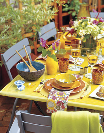 Spring Table Settings Beautiful Table Setting Ideas