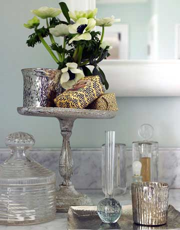 elegant bathroom design - ideas for an old hollywood bathroom