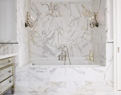 Bathroom Sconces Vintage vintage bathroom decor ideas - design tips for vintage bathroom