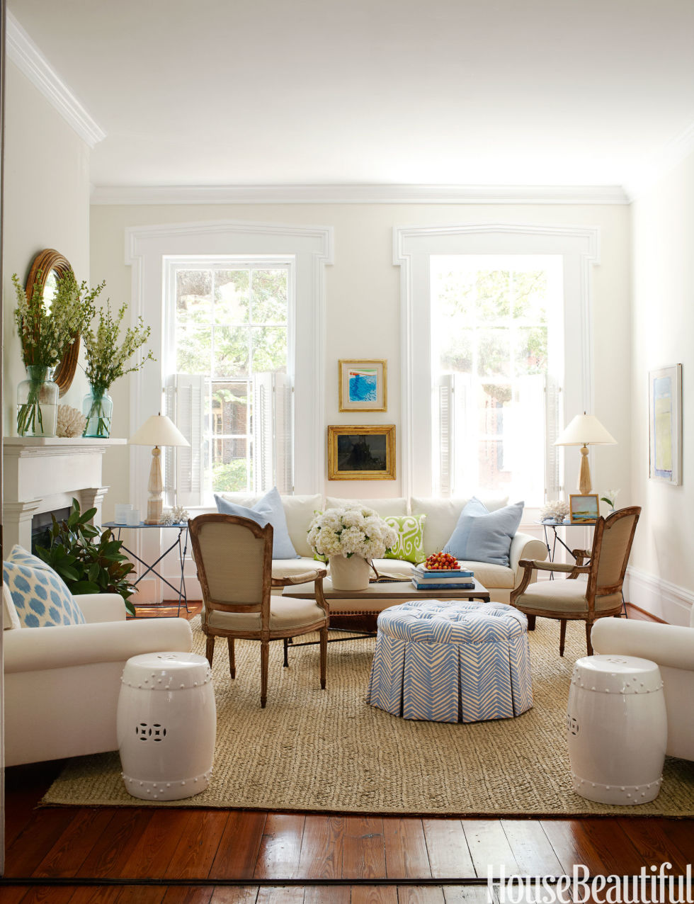 White Living Room Decorating 145 Best Living Room Decorating Ideas Designs Housebeautifulcom