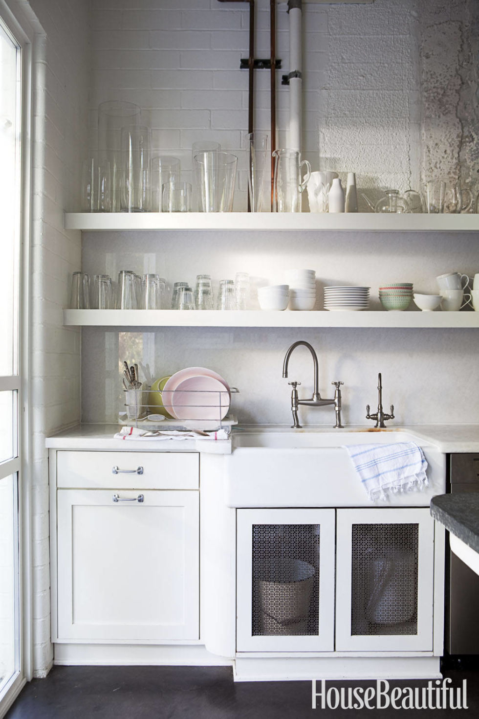 Open Kitchen Shelf Hate Open Shelving These 15 Kitchens Might Convince You Otherwise
