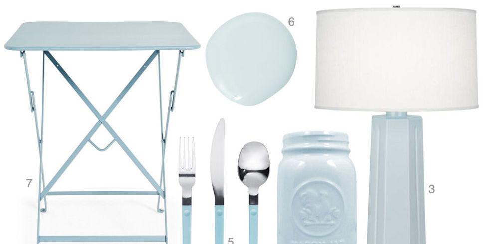 Powder Blue Accessories Accessories Powder Blue Home Decor