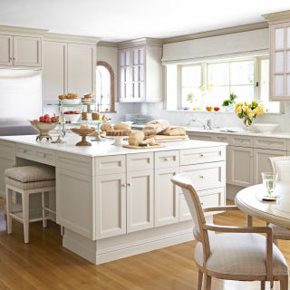 Nate berkus transforms a family 39 s kitchen kitchen Nate berkus kitchen design