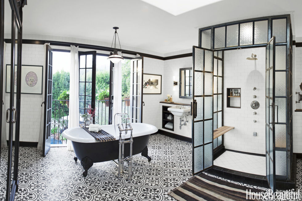 industrial chic bathroom - Best Design Bathroom