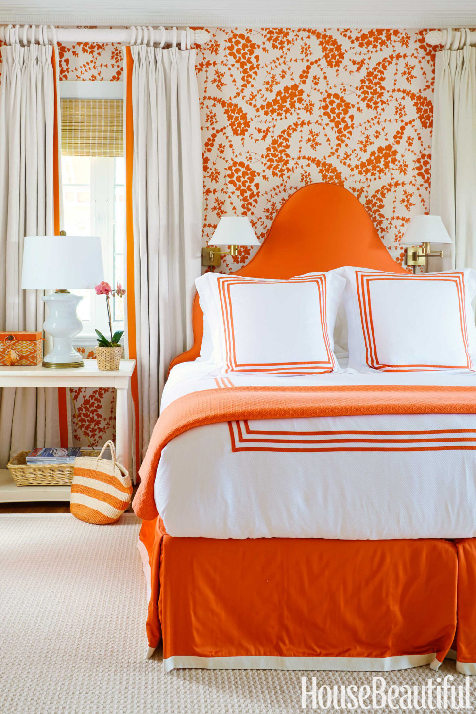 Different Shades Of Orange Paint color meanings - what different colors mean
