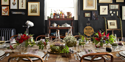 House Of Brinson Table