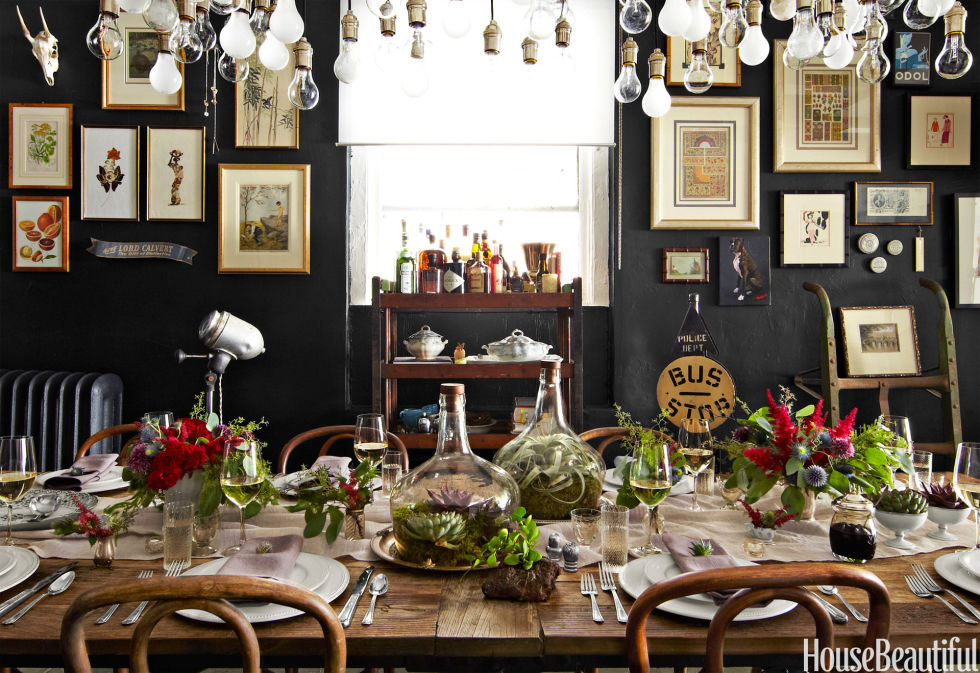 Thanksgiving Table 14 thanksgiving table decorations - table setting ideas for