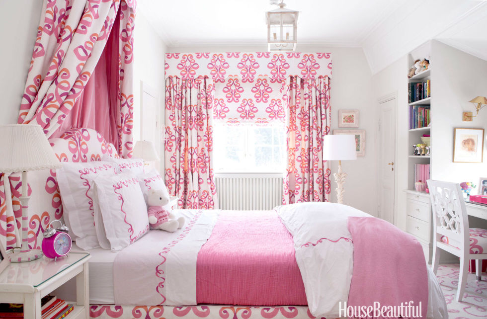 pretty pink bedrooms pretty in pink pink rooms 12935
