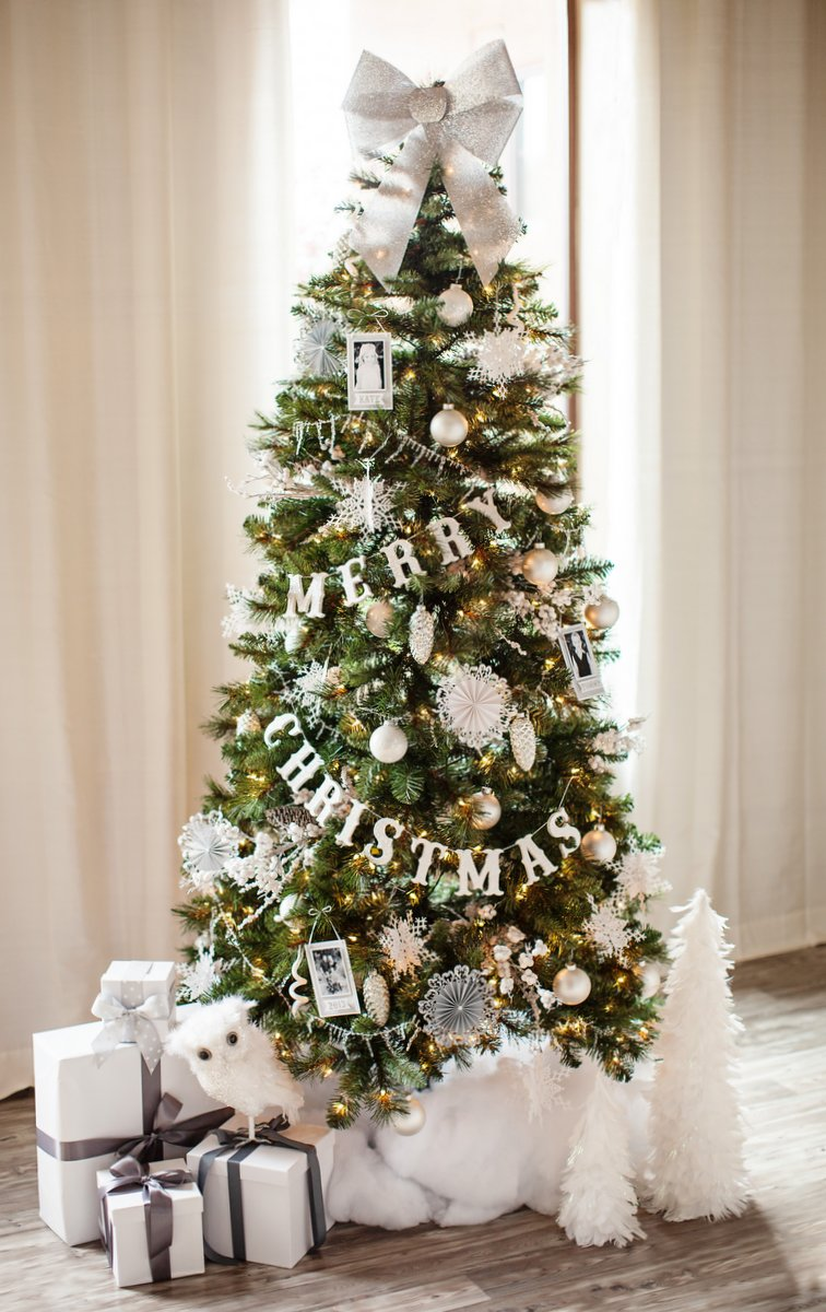 35 Christmas Tree Decoration Ideas Pictures Of Beautiful Trees