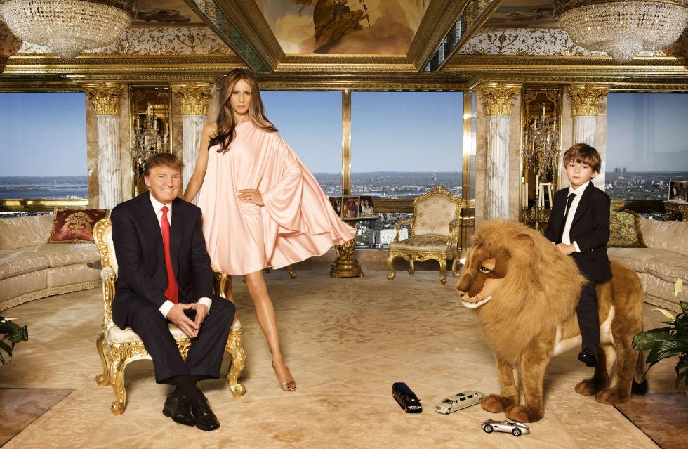 Картинки по запросу donald trump house