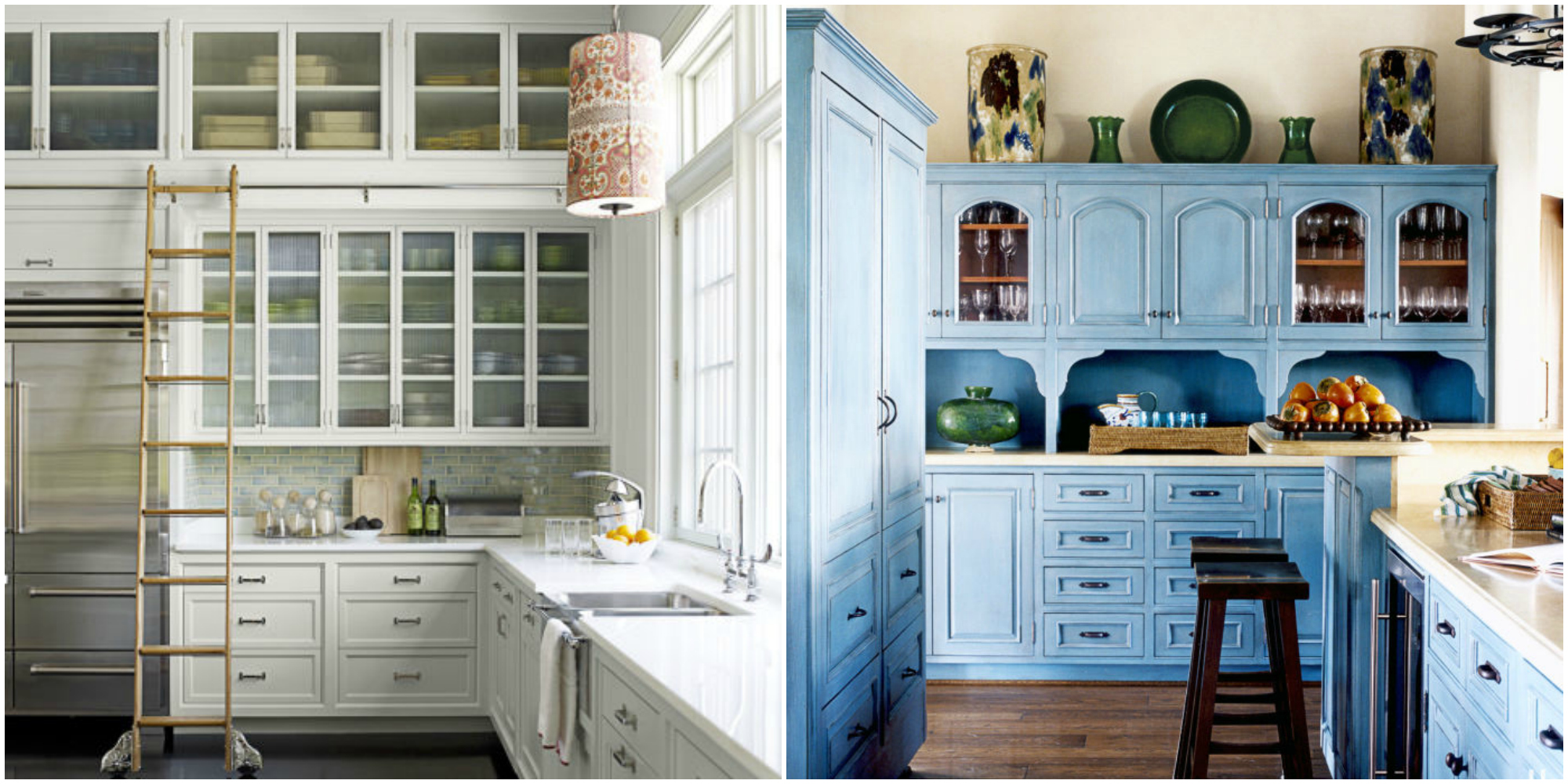 40 Kitchen Cabinet Design Ideas - Unique Kitchen Cabinets