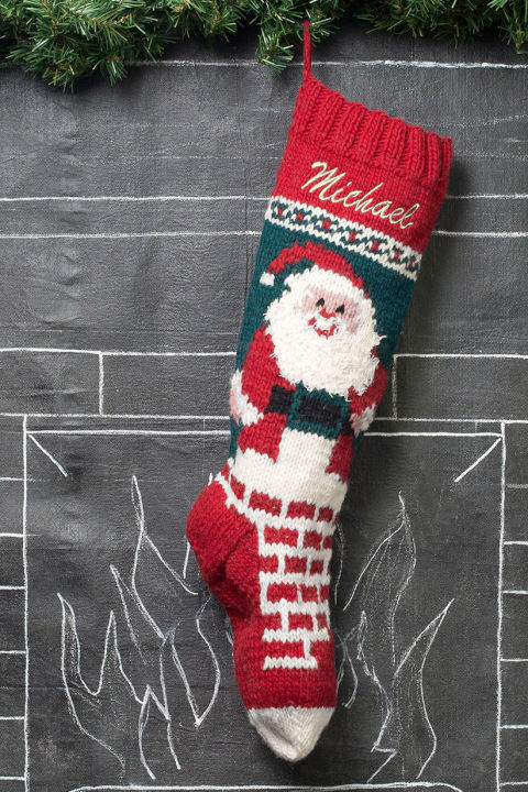 25 Unique Christmas Stockings - Best Cute DIY Ideas for ...