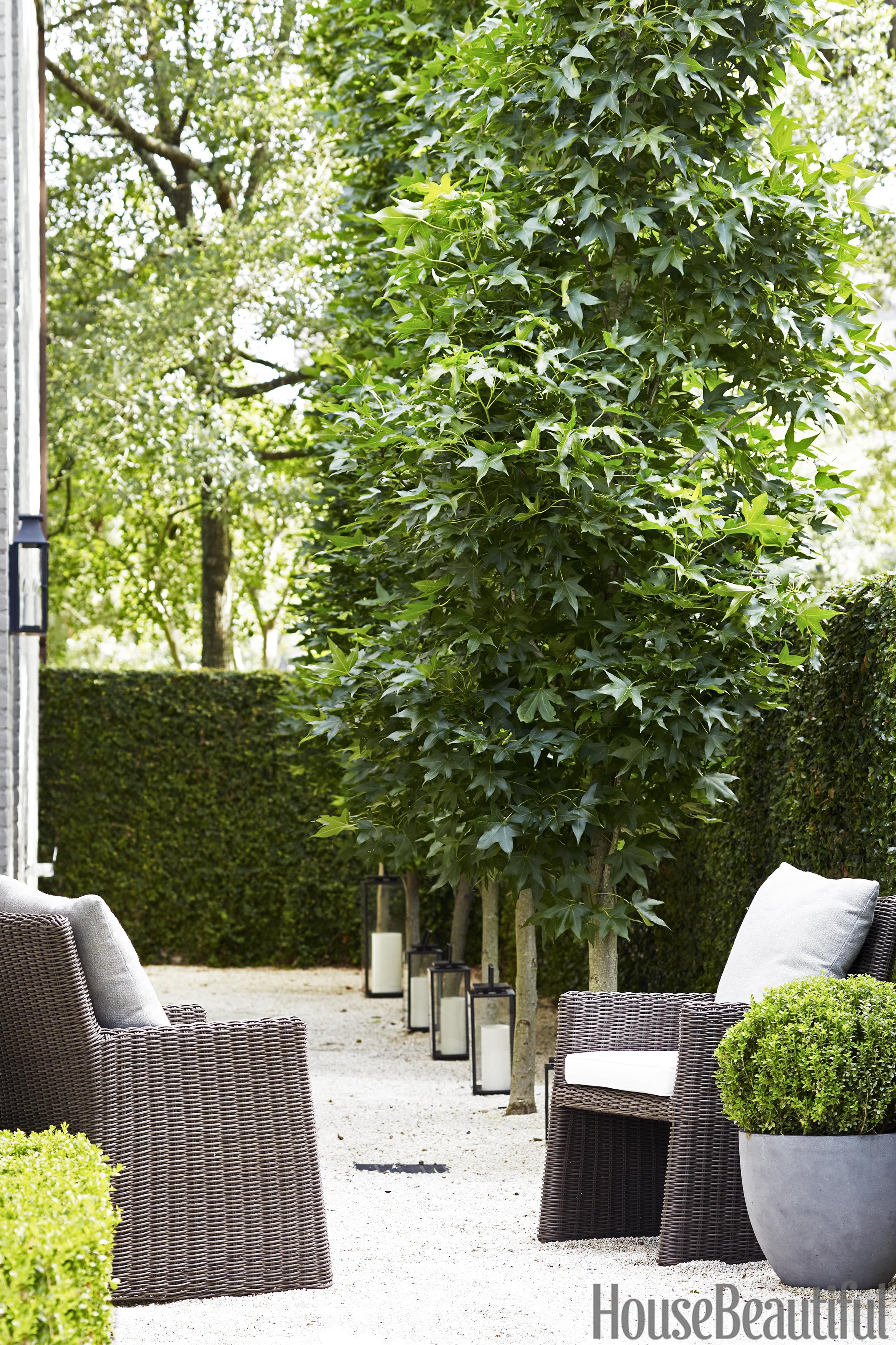 50 Beautiful Landscaping Ideas - Best Backyard Landscape ... on Back Patio Landscape Ideas id=68682