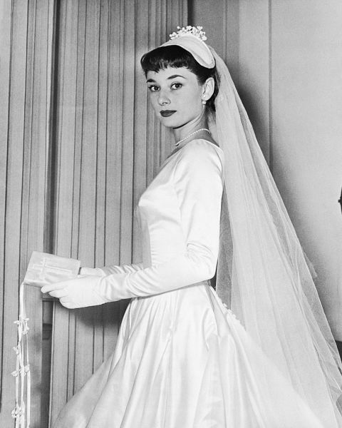 In this age of nothing's-off-limits, would it be so awful to be a teeny bit retiring in dress, behavior, or speech occasionally? We think not. (Though it's heartening that modest wedding dresses are trending.)