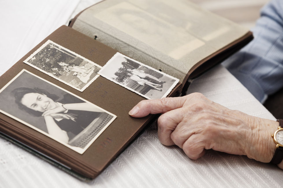 How fascinating it was to leaf through our grandparents' black and white albums and our parent's faded Polaroids.