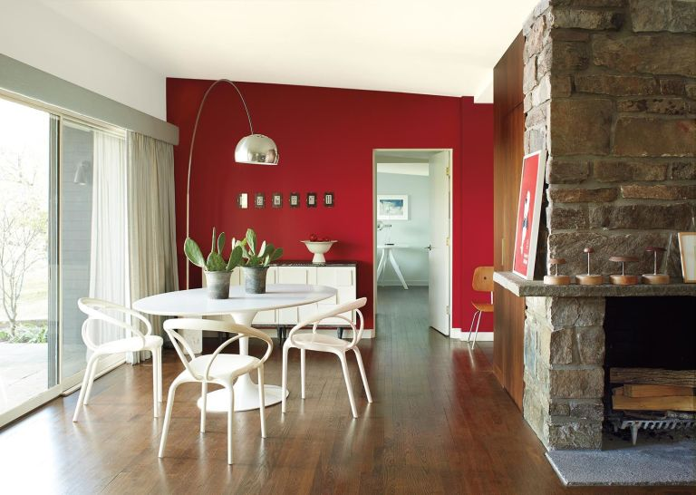 Color of the Year 2018 Is Red Hot