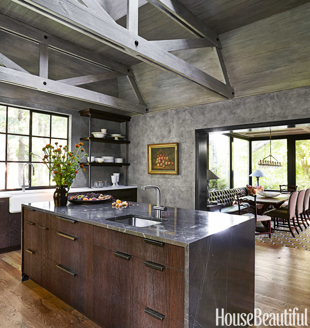 Rustic Modern Kitchen - Rustic Modern Decor