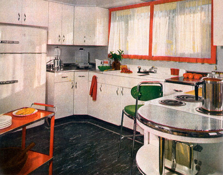 50s kitchen ideas retro kitchen decor 1950s kitchens 10046