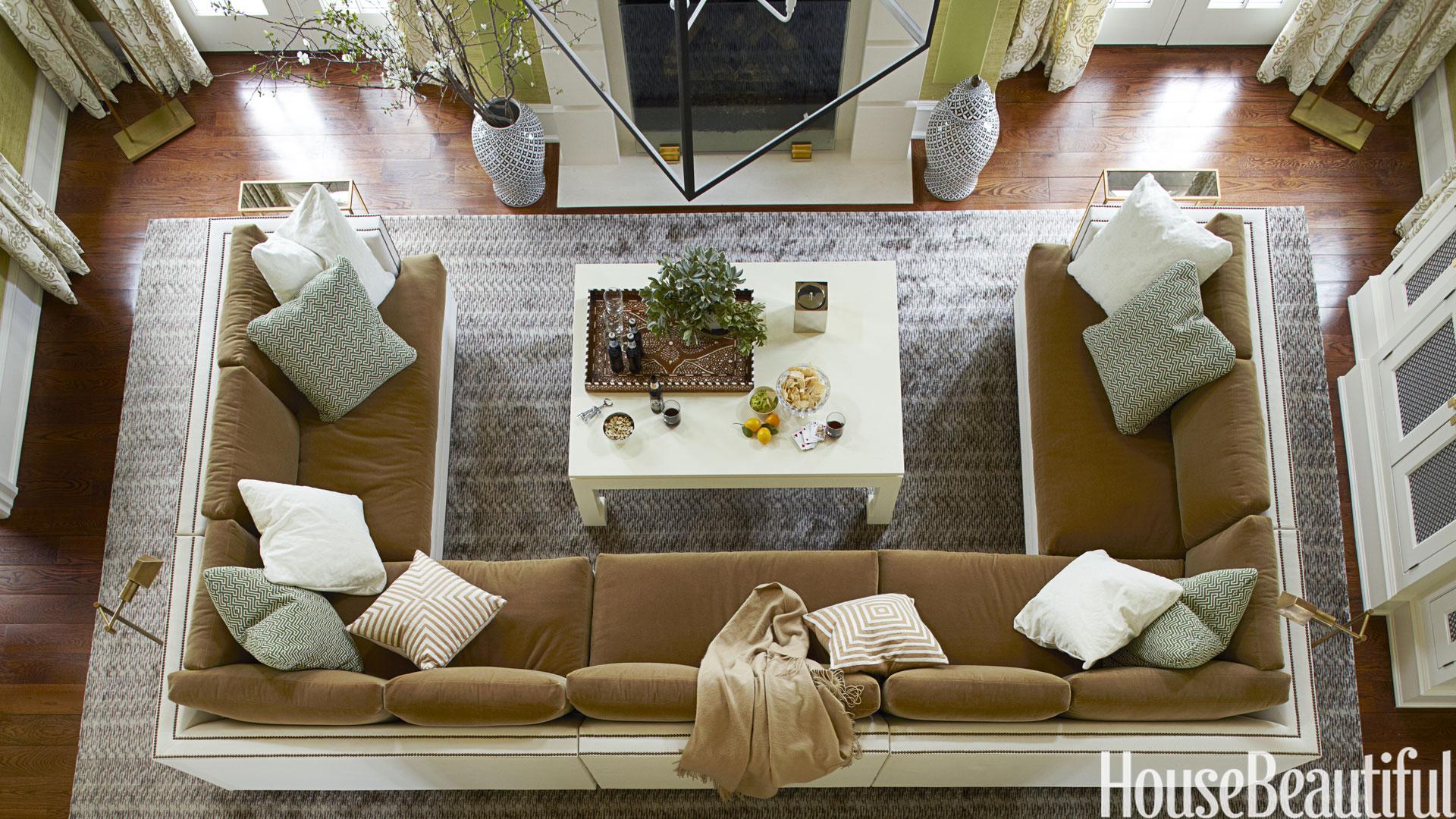Family Room Ideas - Beautiful Family Rooms
