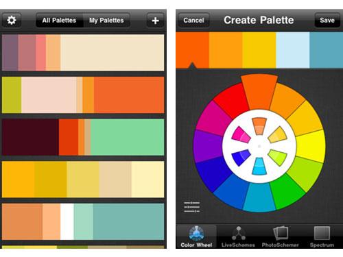 Risultati immagini per ColorSchemer app