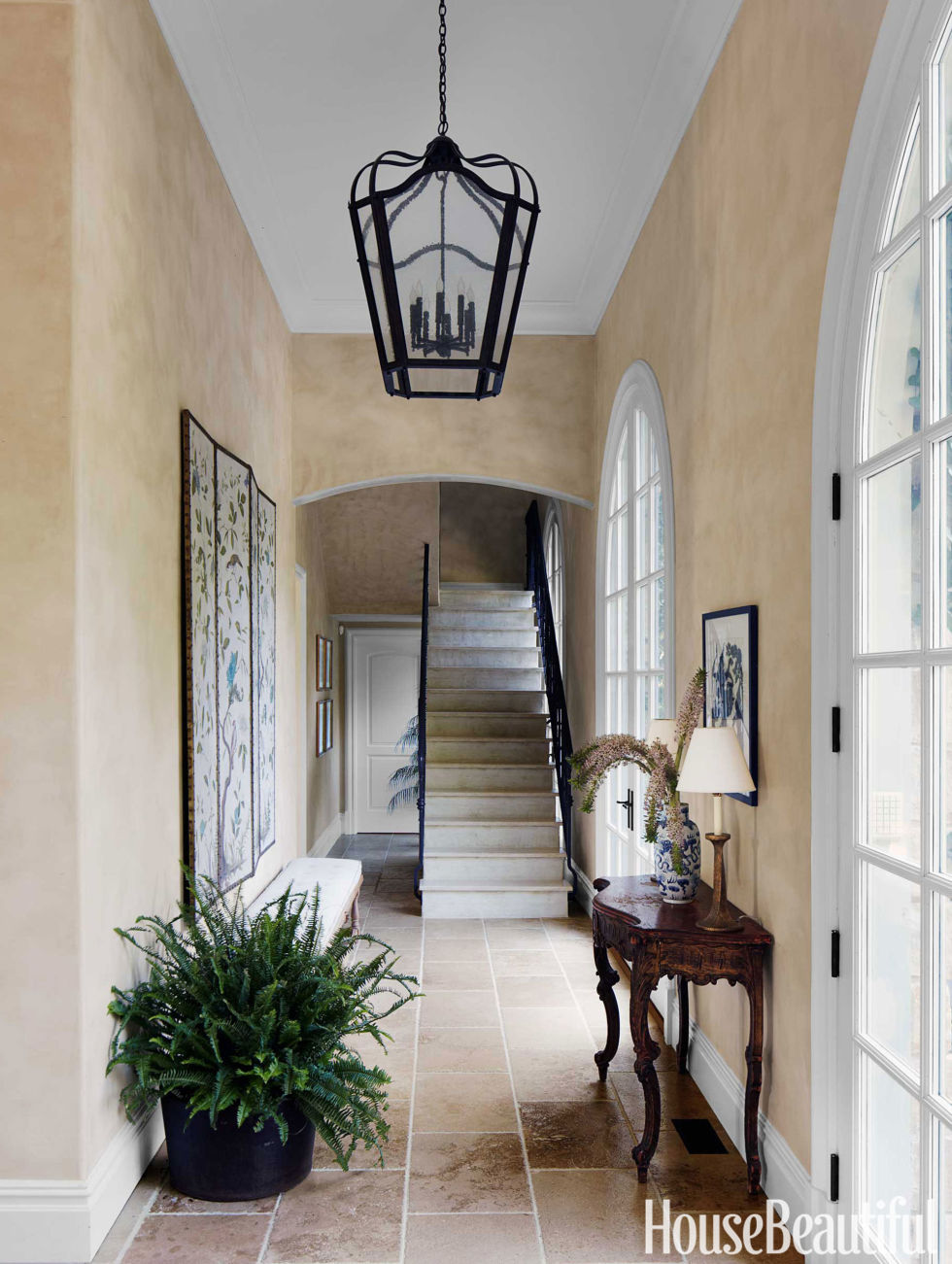 70 foyer decorating ideas design pictures of foyers house beautiful - Foyer  Designs Ideas