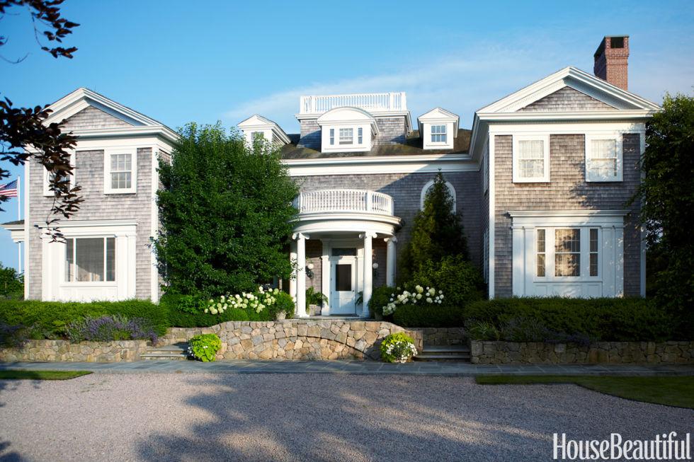 Beautiful Home Designs Exterior – Castle Home