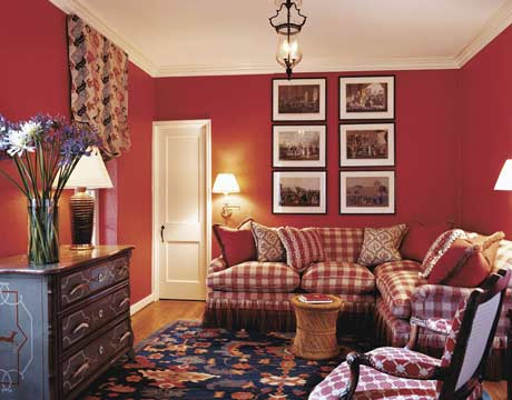 Country Paint Colors Cozy Decorating